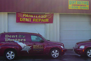 Dent Doctors, Inc. - Dent Removal & Auto Body Services in Bel Air, MD